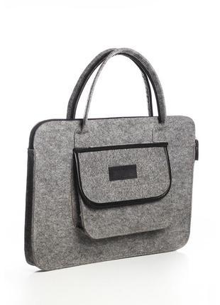 Войлочная сумка для ноутбука от производителя
