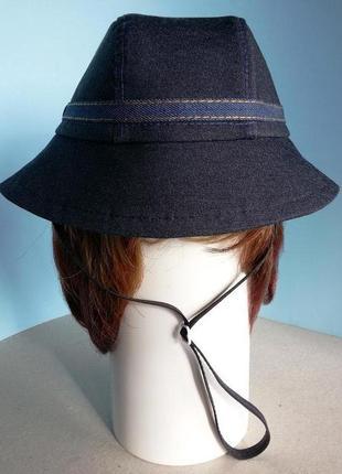 Шляпа федора детская –  для маленького модника или модницы. унисекс. цена 150 гр.