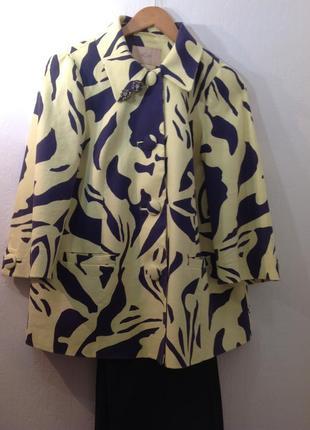 Яркий пиджак весна-лето от известного бренда bgn