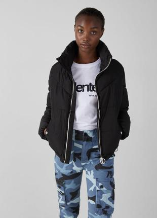 Распродажа на новую куртку bershka