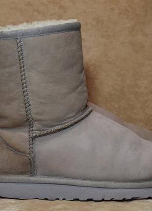 Угги ugg australia classic short сапоги ботинки зимние овчина цигейка оригинал 33р/22см
