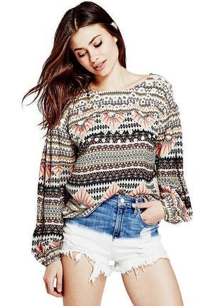 Блуза ethnic guess (!!! 2010 грн цена на сайте !!!!)