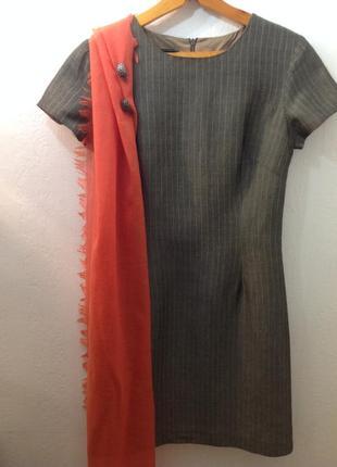 Платье элегантное от известного бренда laura ashley