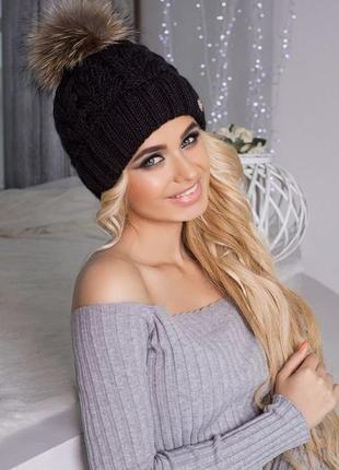 Распродажа зимних шапочек днепр
