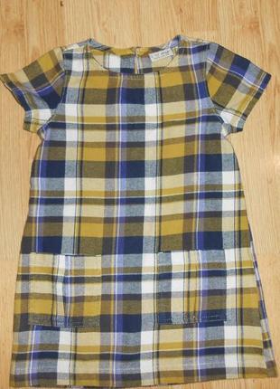 Платье на девочку 4 года