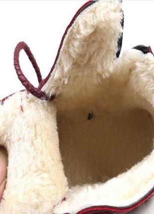 "Суерцена! ботинки детские зима/еврозима тм""lonsant"". размеры 23,25,285 фото"