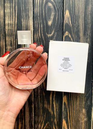 Chanel chance eau fraiche - тестер