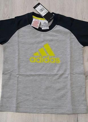 Детская футболка adidas ,110-115 см