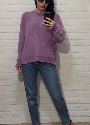 Стильный красивый трендовый свитер