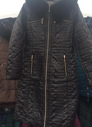 Зимнее пальто (48,50) распродажа