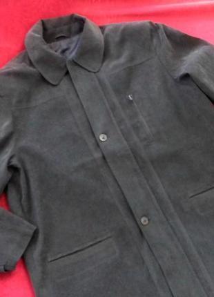 Мужское пальто/ ветровка / демисезонная куртка хл размера.