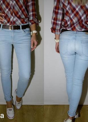 Красивые мягкие джинсики zara