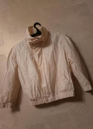 Куртка укороченая ветровка
