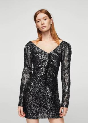 Супер трендовое платье mango