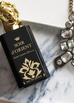 Парфюмированная вода sisley soir d'orient - оригинал