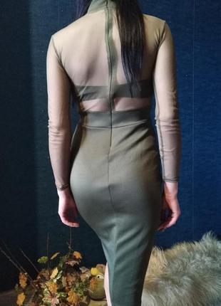 Брендовое платье club l1