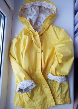 Ветровка легкая куртка пальто весеннее
