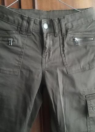 Джинсы брюки карго