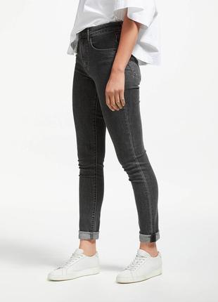 Джинси для дюймовочки levis 721 high rise skinny jeans 23x30 🍒стан нових🍒