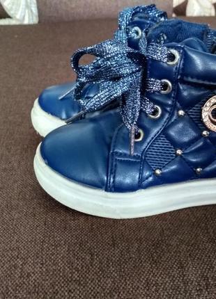 Весенние ботинки сапоги для девочки ботиночки сапожки