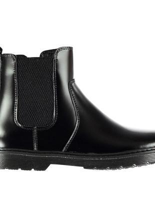 Kangol детские демисезонные ботинки/детские кожаные ботинки/ботинки для девочки
