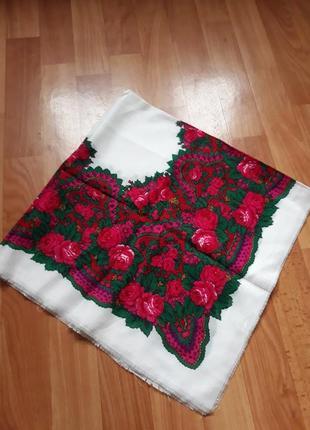 Красивый платок, япония