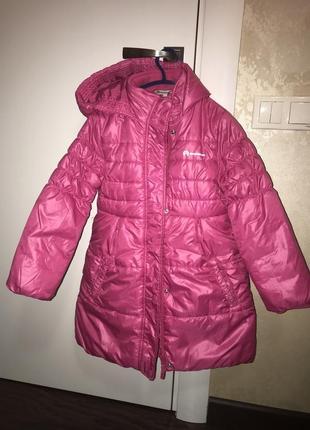 Пальто куртка зимняя outventure