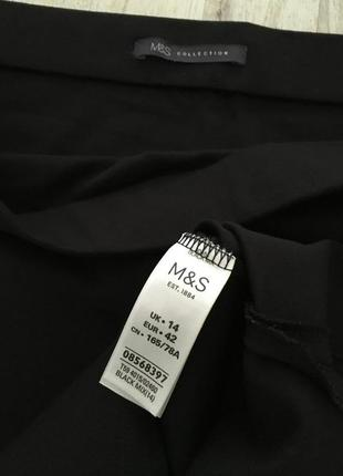 Marks & spenser трикотажная юбка миди, 14/424 фото
