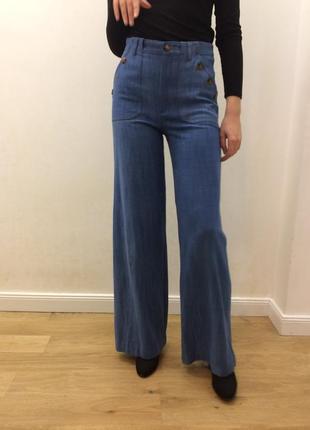 Летние джинсы zara