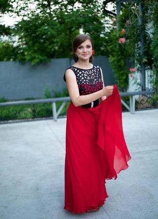 Красивая вечернее платье! (выпускной)