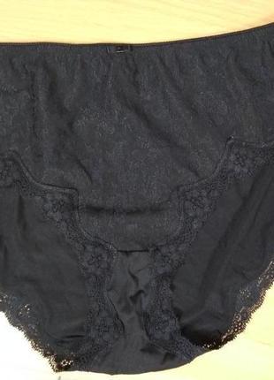 Нижнее белье женские трусы трусики плавки  размер 52 / 18 кружевные