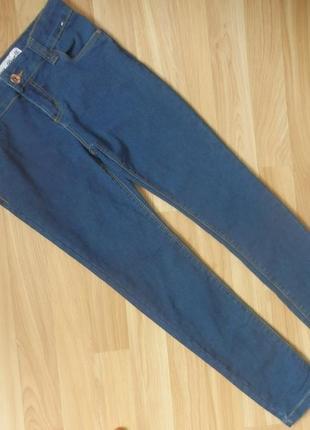 Фирменные джинсы denim co малышке 8-9 лет состояние новых