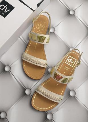 Сандалии dolce vita оригинал босоножки кожаные бренд из сша