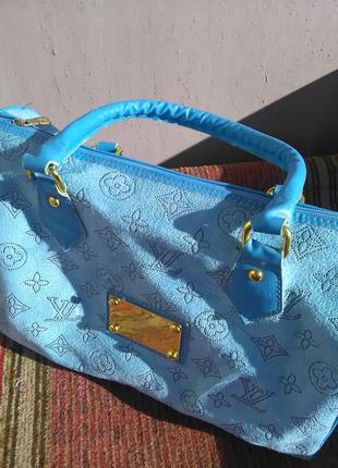 Суперовая сумочка от louis vuitton