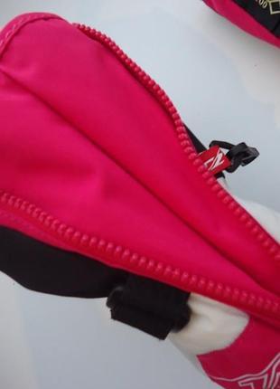 Классные, фирменные термо перчатки zanier на 6-8 лет2