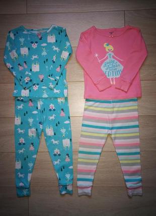 Пижама набор carter's 24мес
