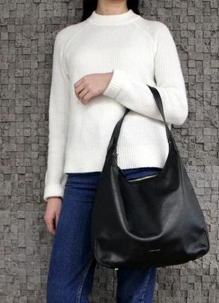 Красивая брендовая сумка из натуральной кожи (оригинал)