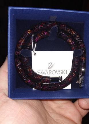 Браслет swarovski stardust