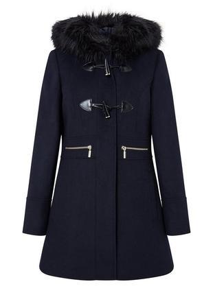 Пальто дафлкот miss selfridge2 фото