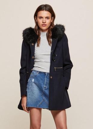 Пальто дафлкот miss selfridge8 фото