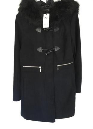 Пальто дафлкот miss selfridge7 фото