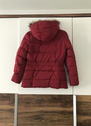 Дитяча зимова куртка zara kids