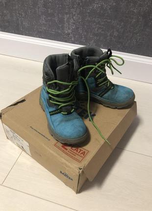 Зимние ботинки bartek
