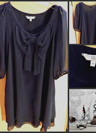 Блуза женская бант