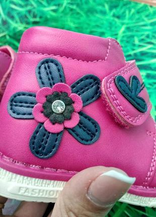 Распродажа детские ортопедические ботинки для девочек от тм. clibee3