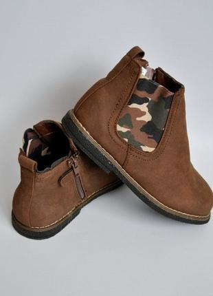Ботинки челси 20.5см