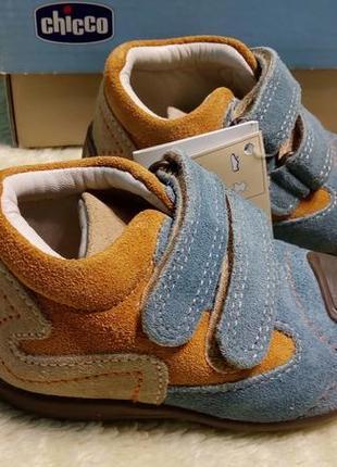 Ботинки 18р. chicco