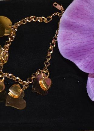 Ювелирный женский браслет