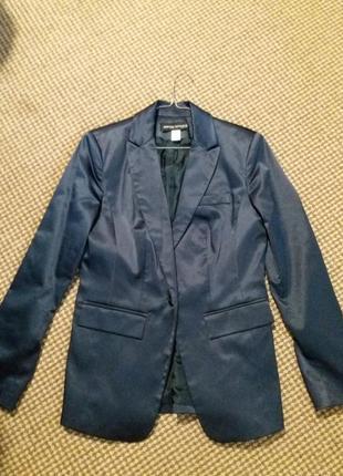 Стильный красивый пиджак ashley brooke с-м