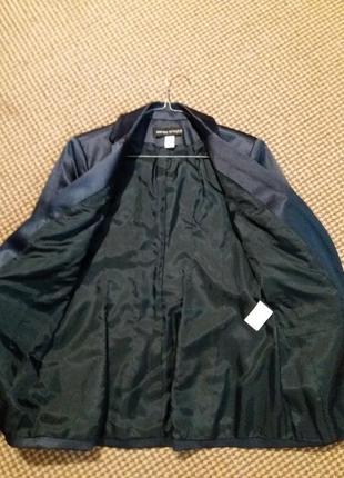 Стильный красивый пиджак ashley brooke с-м3 фото